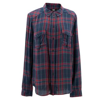 Paige Checked Shirt