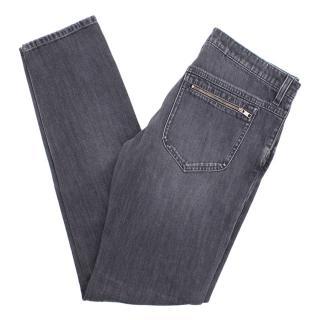 Dolce & Gabbana grey denim jeans