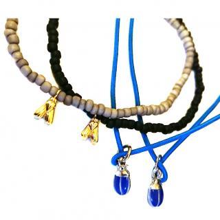 Luis Morais stack bracelets Rrp �600.00