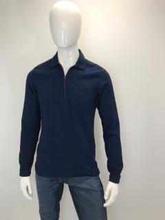 Oliver Spencer Faro Indigo Cotton Shirt