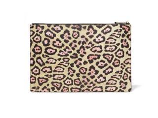 Givenchy Leopard Clutch Brandnew