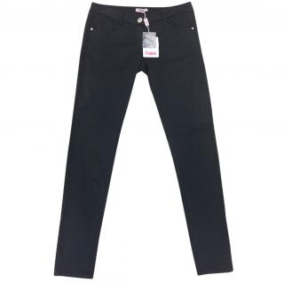 Blumarine Black Jeans