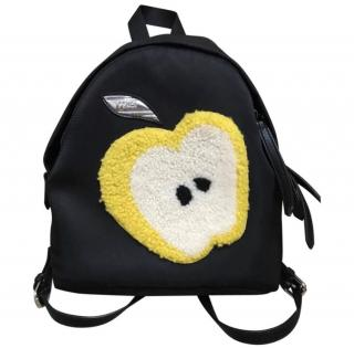 Fendi Apple Small Backpack