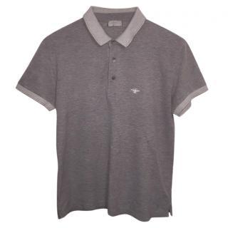 Dior Men's Grey Polo