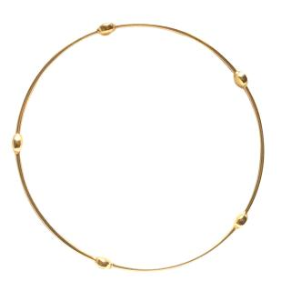 Georg Jensen 18ct bangle