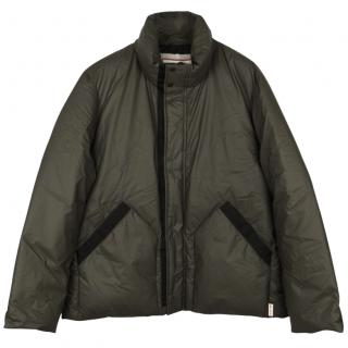 Hunter Original rubber touch down jacket