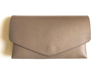 MAISON MARTIN MARGIELA  leather envelope clutch bag
