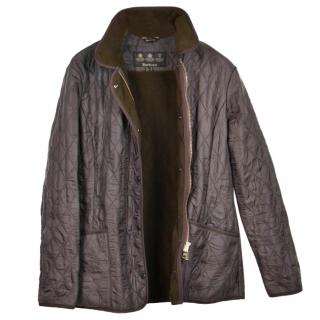 BARBOUR Brown Polarquilt Jacket