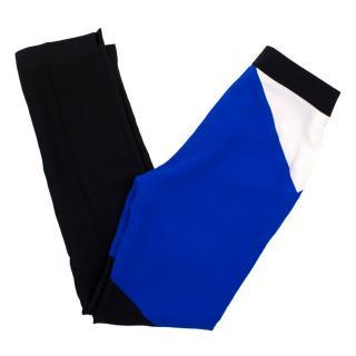 Versace Silk Trousers