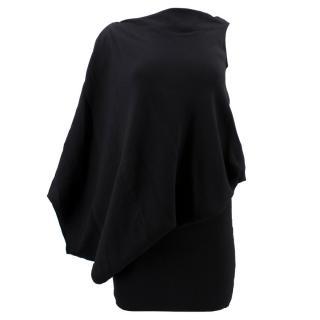 Tom Ford Black One Shoulder Dress