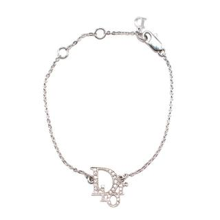 Dior Silver Plated Bracelet