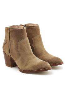 Zadig and Voltaire 'Molly' Suede Ankle Boots