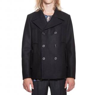 Acne Studios Wool Peacoat