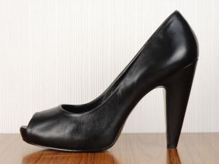 Ash Ryan peeptoe pumps