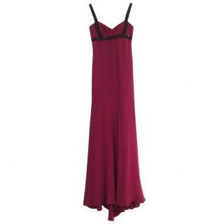 Marchesa Notte Gown Silk Size 2