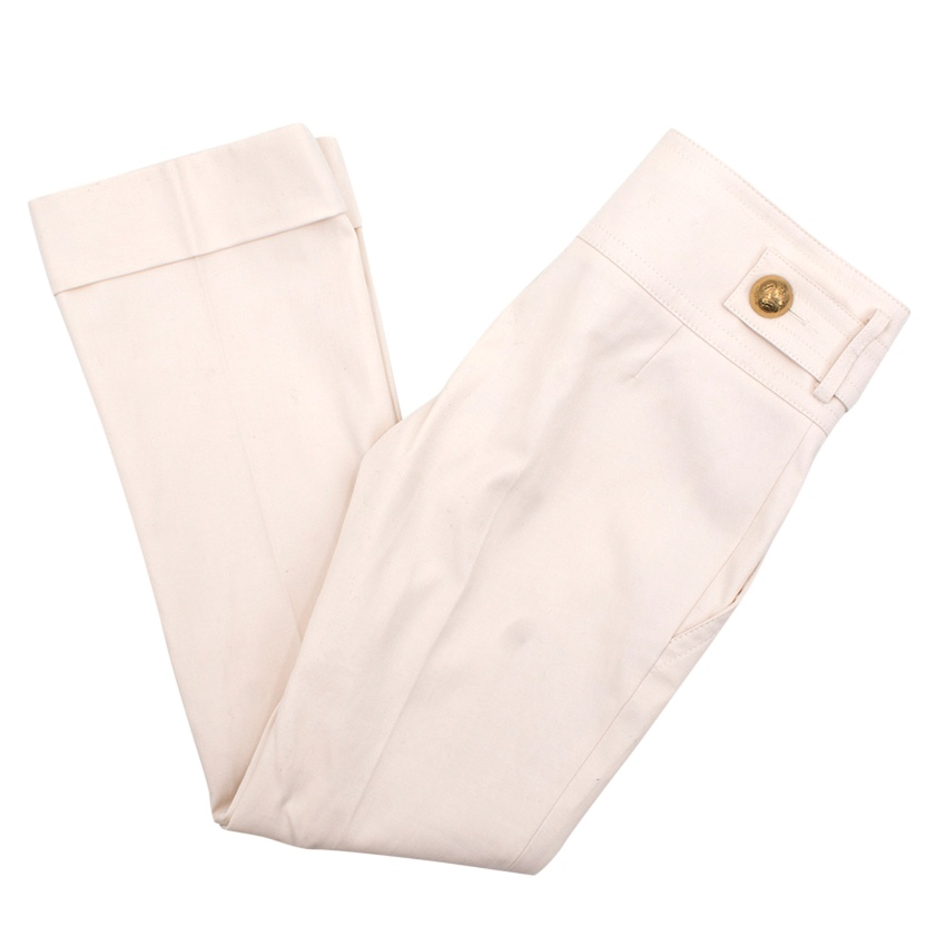 Gucci Straight Leg trousers