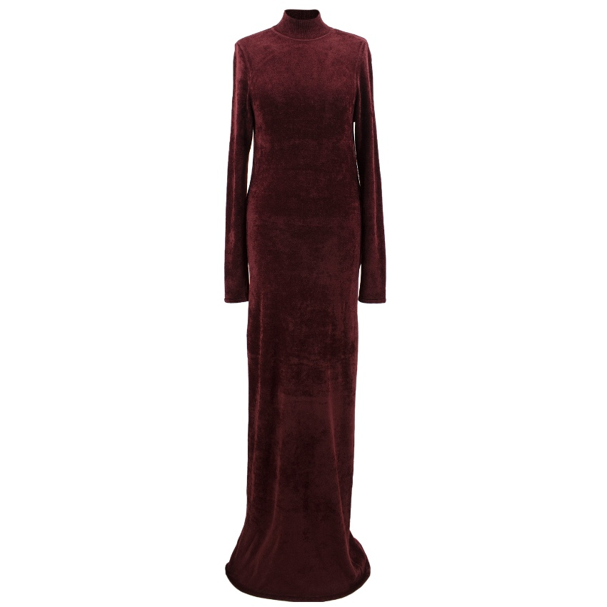 Ronny Kobo High Neck Gown