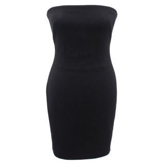 Tom Ford Black Strapless Dress