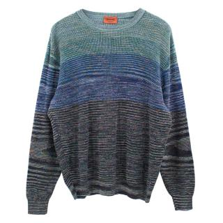 Missoni multicolour Striped jumper