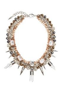 Assad Mounser multi chain necklace RRP �485.00