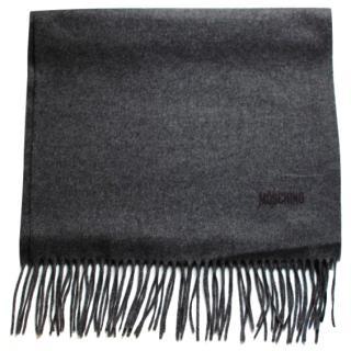 Moschino Wool Scarf