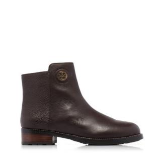 Tory Burch Ankle Booties in Brown