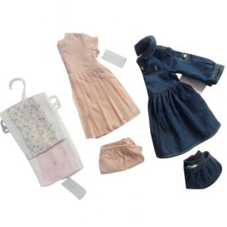 Ralph Lauren Baby dresses and Burp cloth set