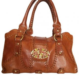Valentino Brown Shoulder / tote bag