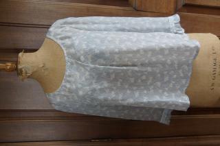 Brora 100% Silk Floral Blouse