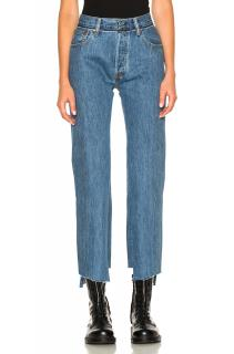 Vetements X Levis AW18 Jeans brand new