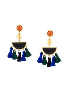 Lizzie Fortunato Fiesta Earrings Rrp �200.00