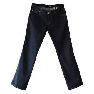 Love Moschino Mid Rise Straight Jeans