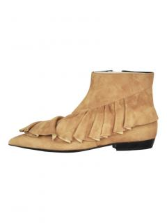 J.W. Anderson ruffle boots