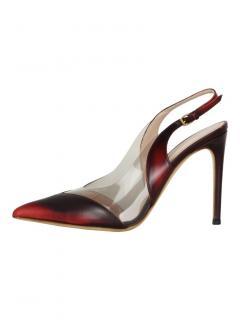 Vivienne Westwood Caruska sling back heels