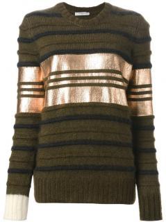Givenchy angora blend jumper top