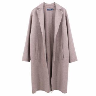 Polo Ralph Lauren Wool Blend Coat.