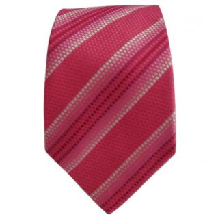 Turnbull & Asser pink woven  tie
