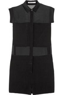 Alexander Wang Black Silk Jumpsuit