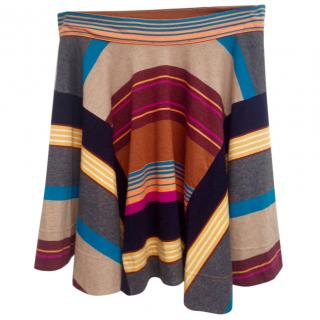 Mar by Marc Jacobs Striped Skirt