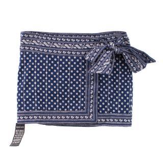 Isabel Marant Etoile Navy Skirt