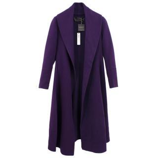 Donna Karan cashmere coat