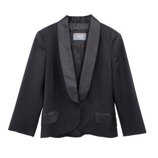 'Mcq' Alexander McQueen black wool blazer