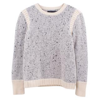 Rag & Bone wool knitted jumper
