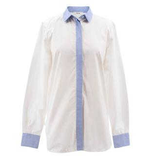 Celine white cotton shirt