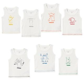 Stella Mccartney Kids vest gift set