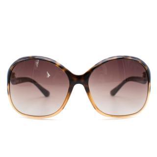 Miu Miu SMU06L tortoiseshell sunglasses