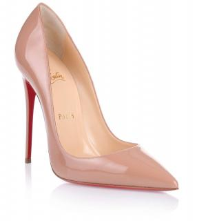 Christian Louboutin So Kate 120 Patent Pink