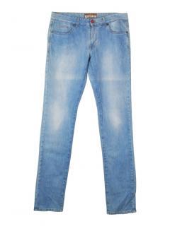 Galliano regular blue jeans