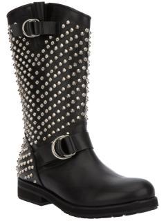 Giacomorelli Biker Boots