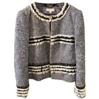 Tory Burch tweed jacket